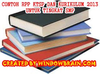 """CONTOH RPP"" - WINDOWBRAIN.COM"