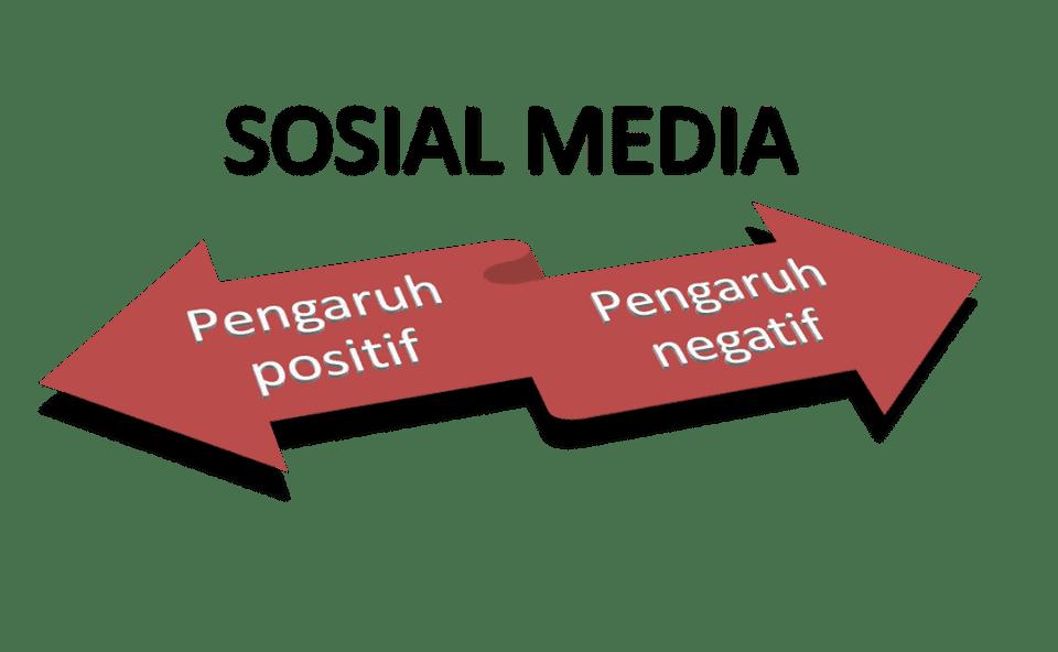 Pengaruh Positif Dan Negatif Penggunaan Sosial Media