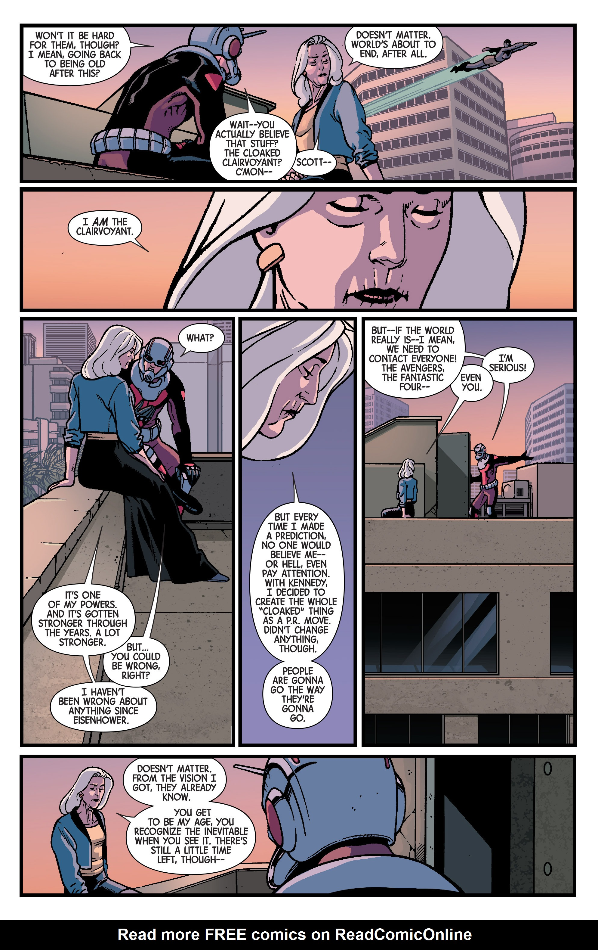 Read online Ant-Man: Last Days comic -  Issue #Ant-Man: Last Days Full - 18