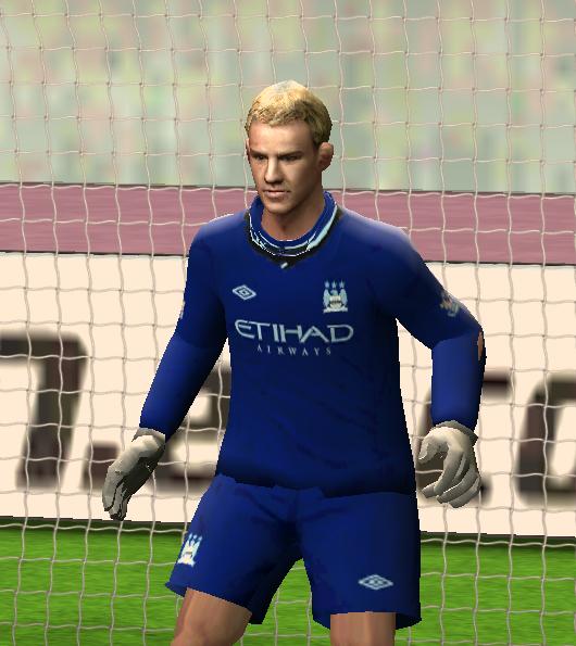 FIFA 07 EDITING: Face Joe Hart (ManCity