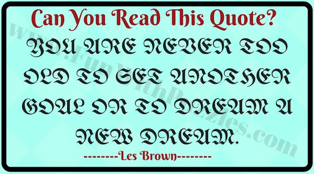 You can read this if you are smart!!