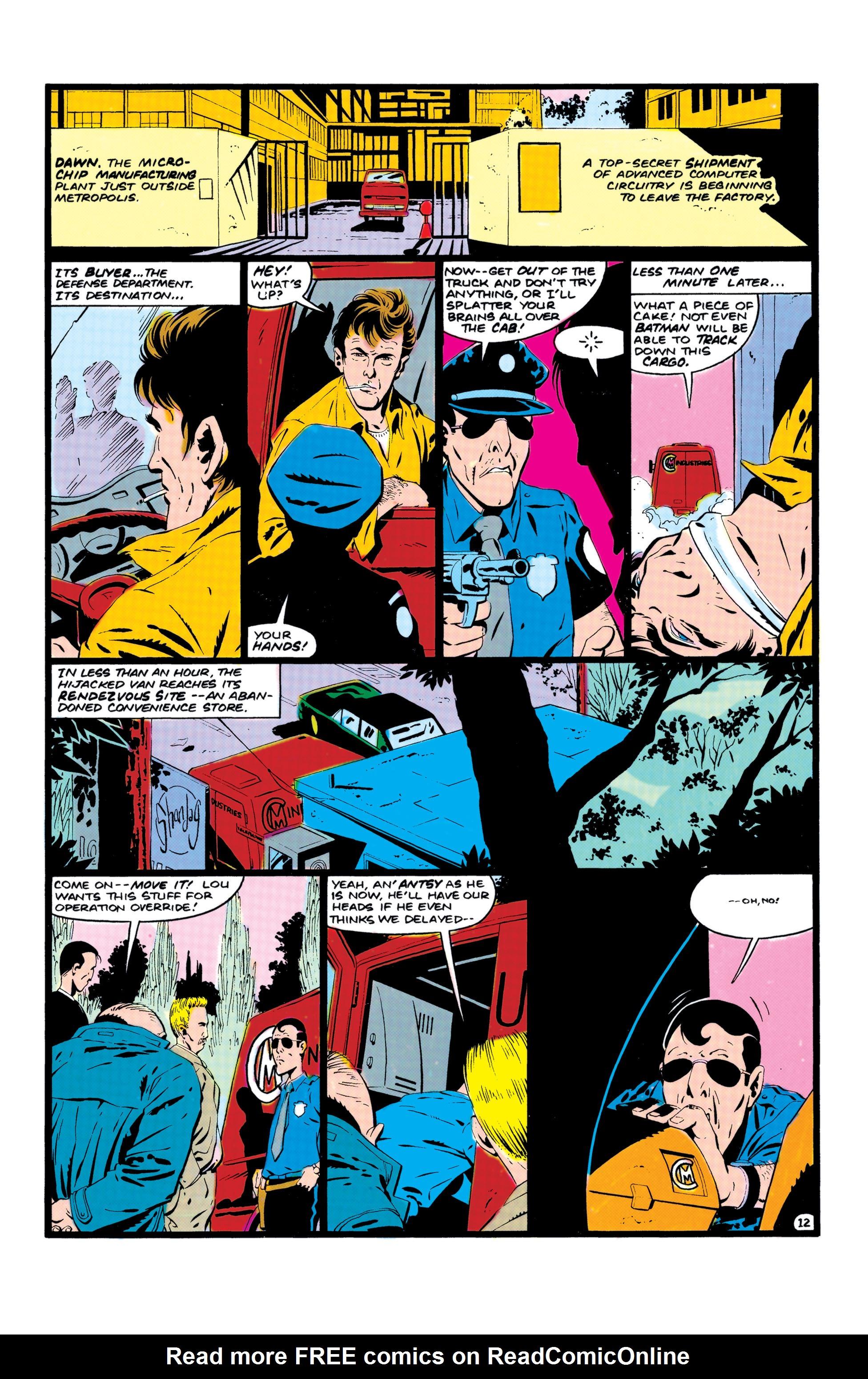 Read online World's Finest Comics comic -  Issue #322 - 13