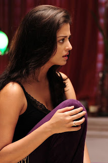 Aishwarya Side Face