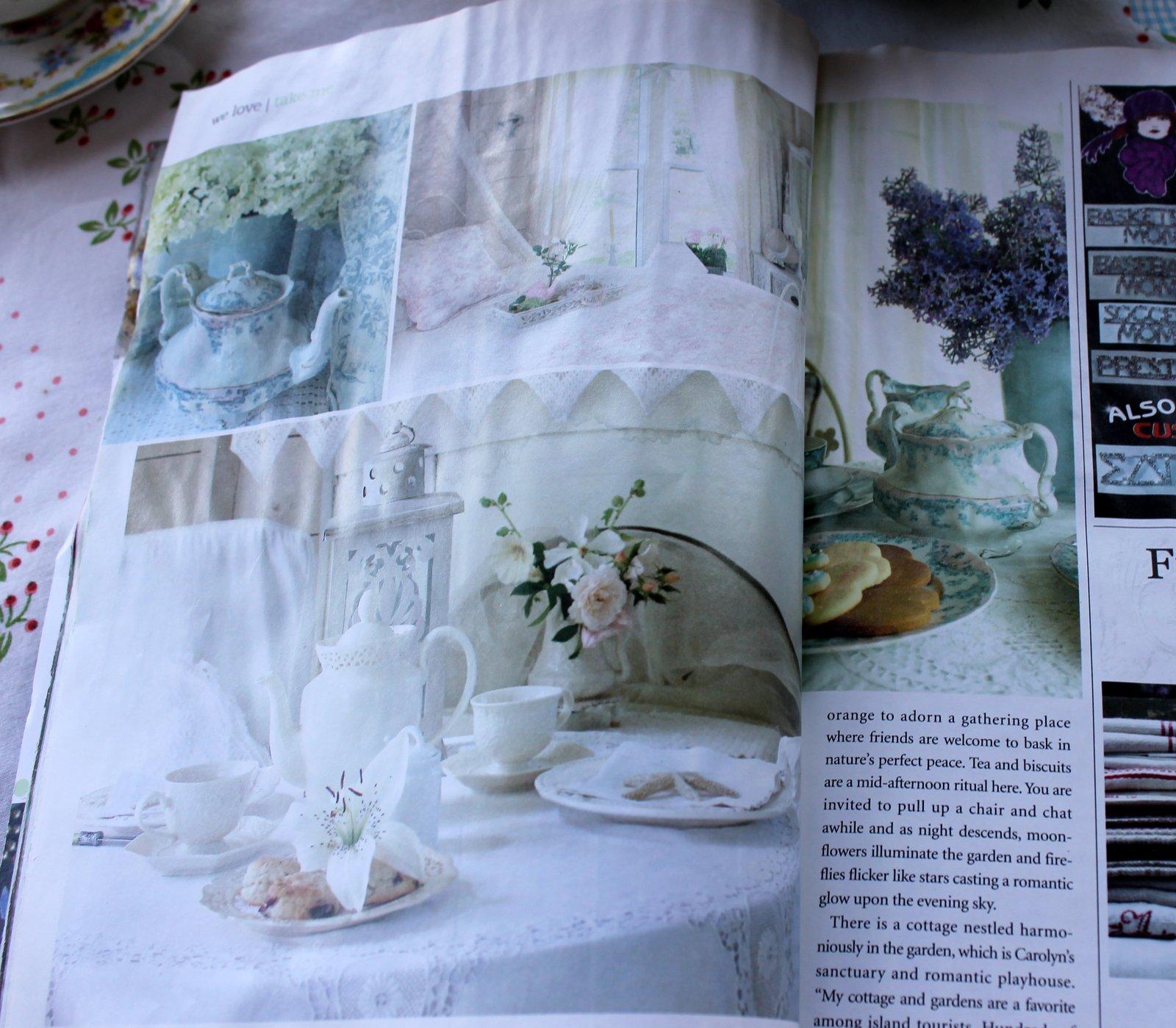 Aiken House & Gardens: Romantic Homes Feature