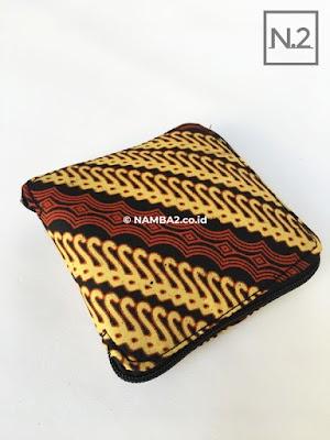 Tas Belanja Lipat Souvenir Batik Murah