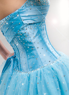 let me show you corset prom dress