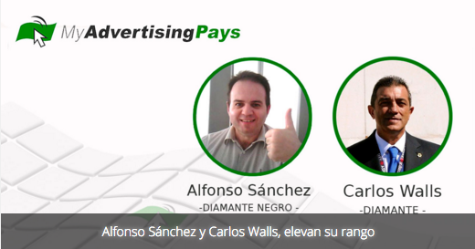 My Advertising Pays - Diamantes de MAP Hispano