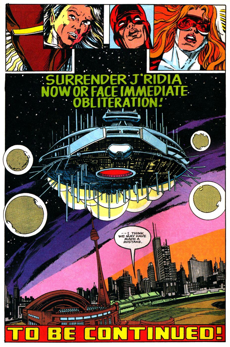 Read online Alpha Flight Special comic -  Issue #1 - 23