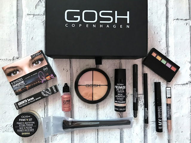 First Impressions Of The GOSH A/W 17 Collection And A Makeup Look