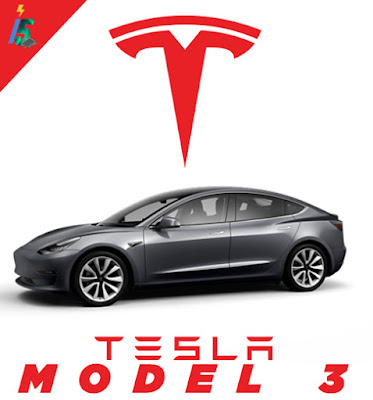 TESLA CAR PRESENTS TESLA MODEL 3