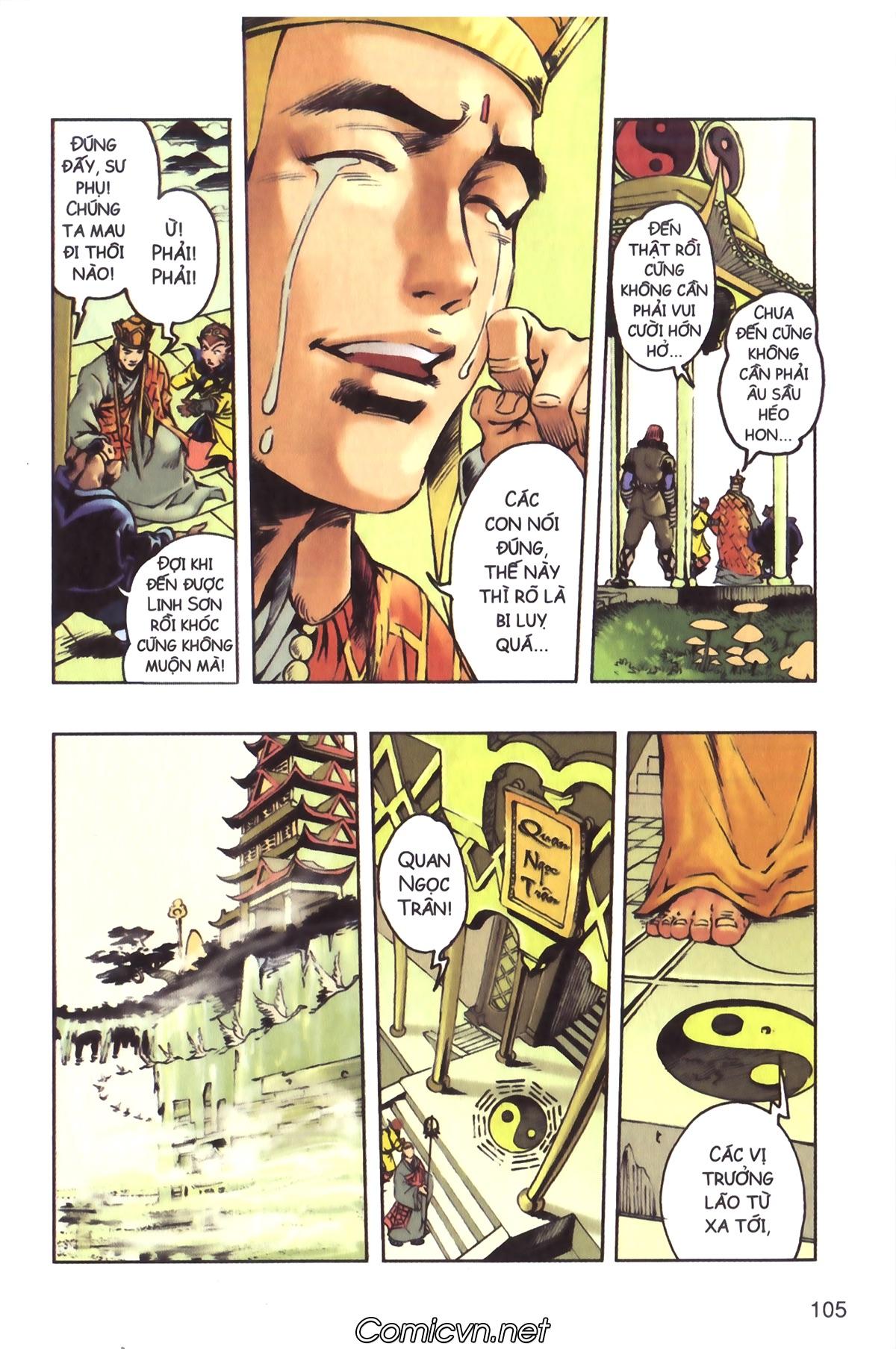 Tây Du Ký màu - Chapter 133 - Pic 5