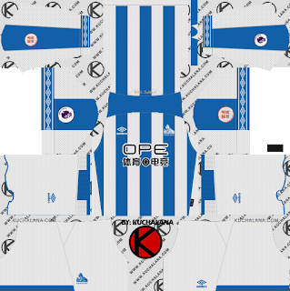 Huddersfield 2018/19 Kit - Dream League Soccer Kits
