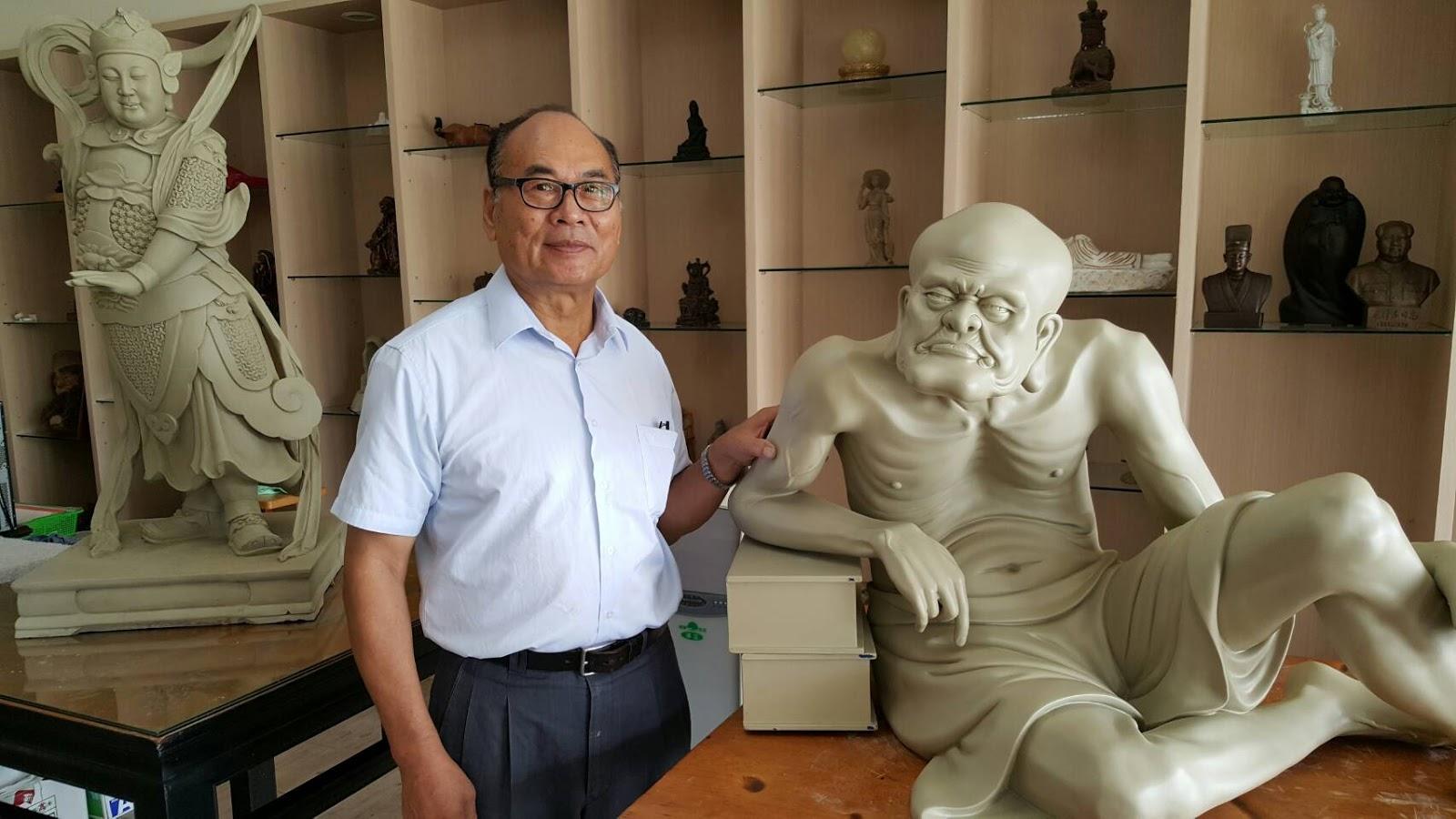 雲林一週一達人系列-《泥塑傳統匠師 鄭瀛洲》老師