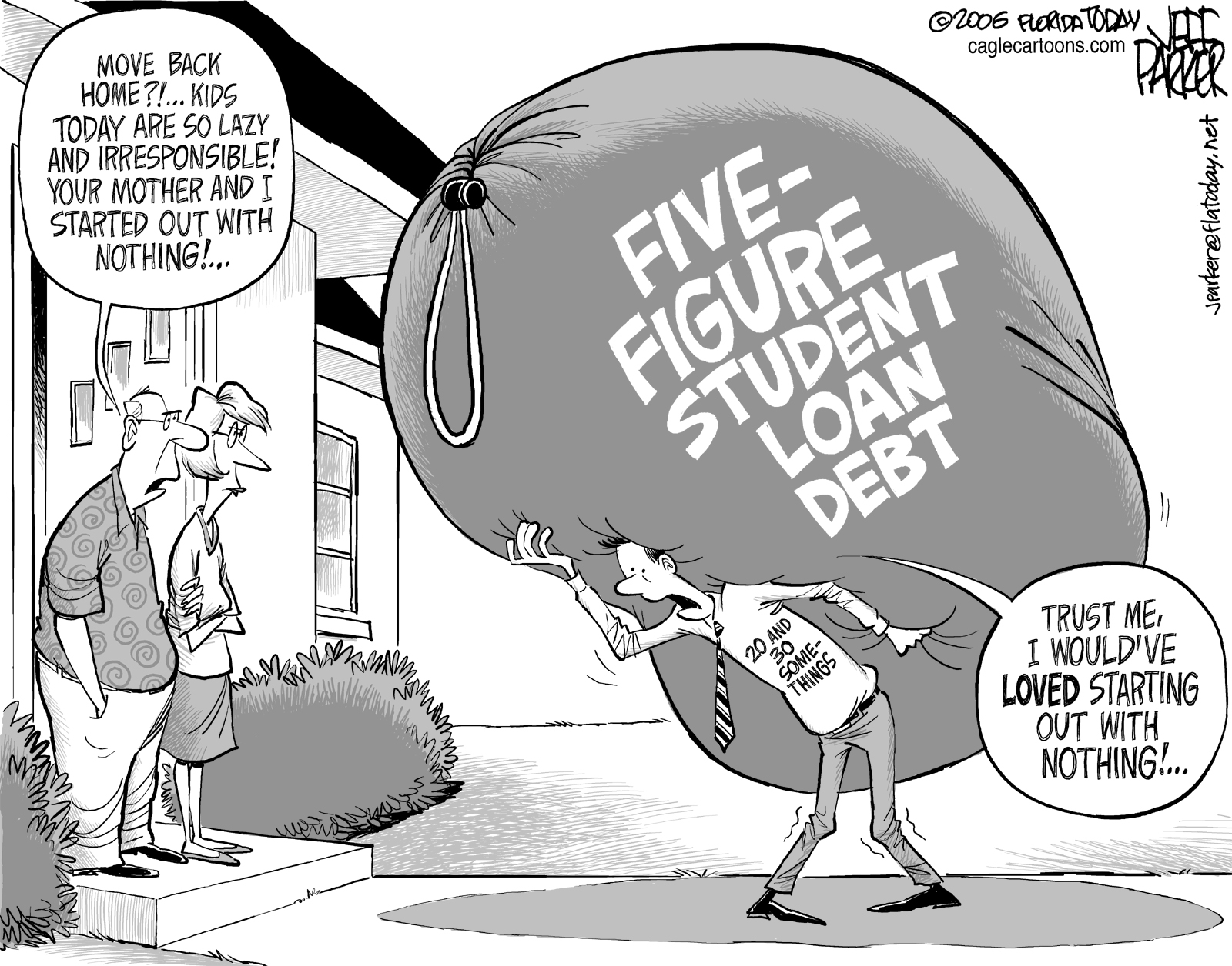 jobsanger: Deal On Student Loans? Maybe