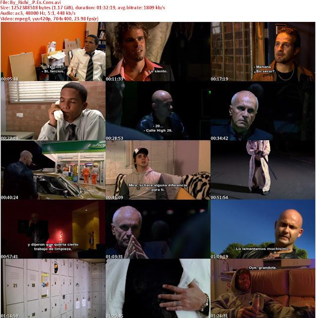 Pros And Ex Cons [2005] [Subtitulos Español] [DVDRip]