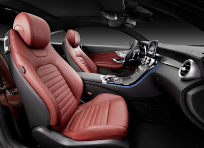 Mercedes C-Class Multimedia and entertainment