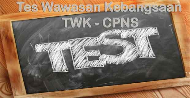 Tes Wawasan Kebangsaan (TWK) CPNS