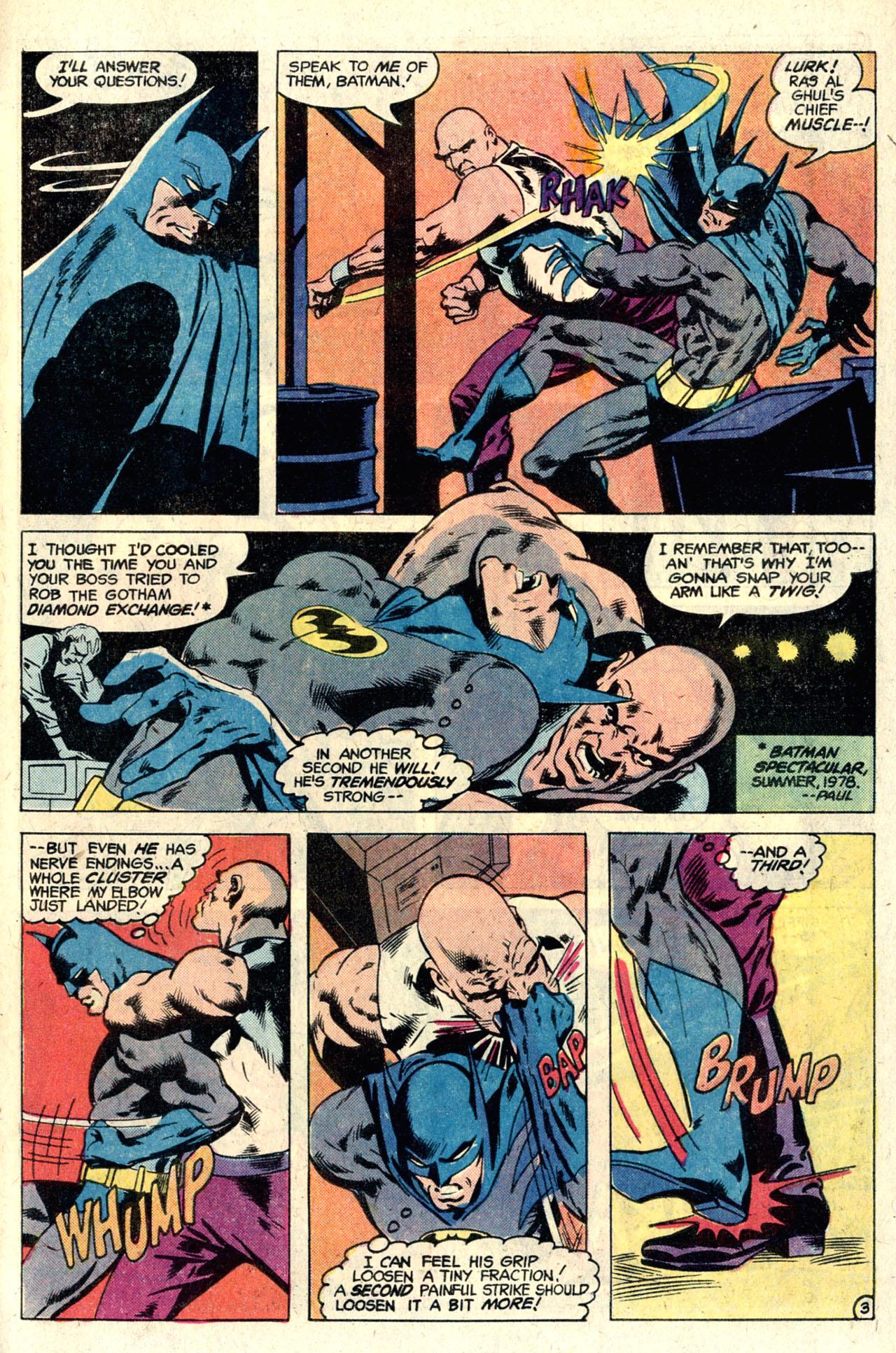 Detective Comics (1937) 490 Page 4