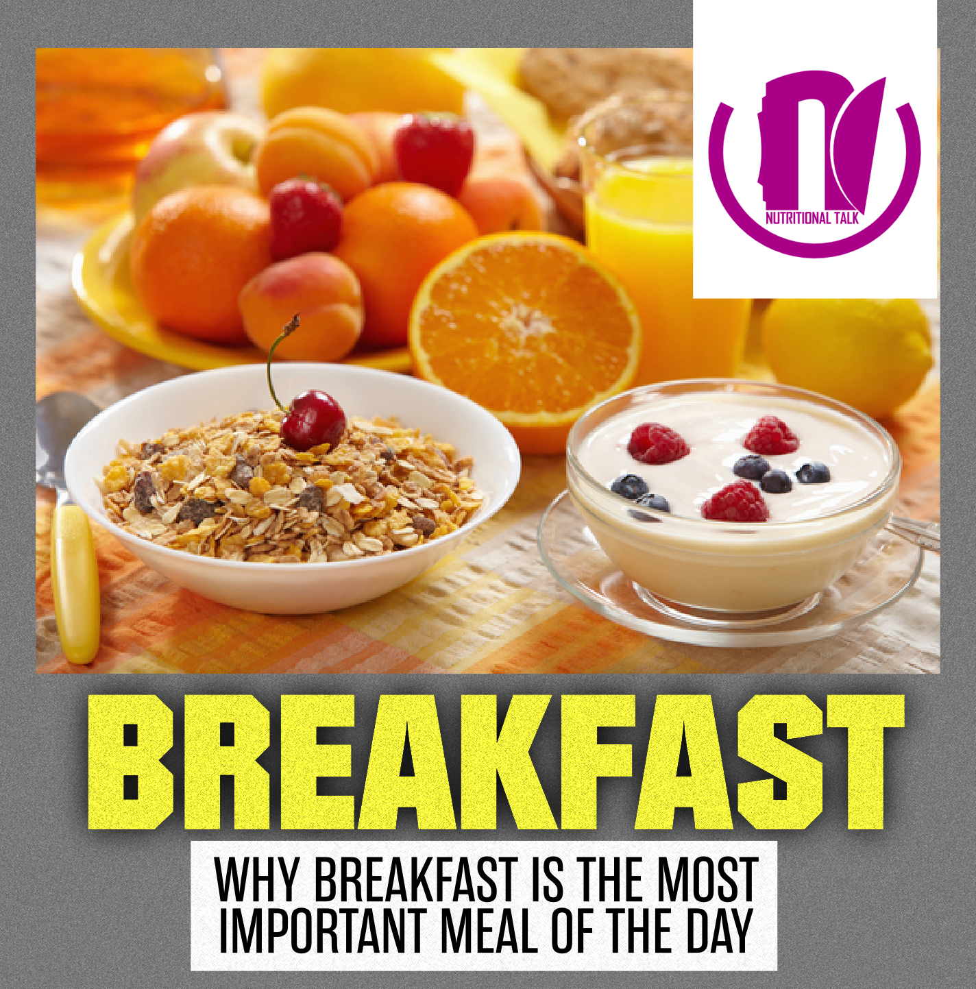 10 Reasons Why You Should Eat Breakfast