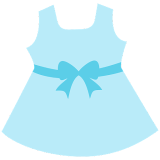 Cloth and Toys of the Baby on the go Clipart.