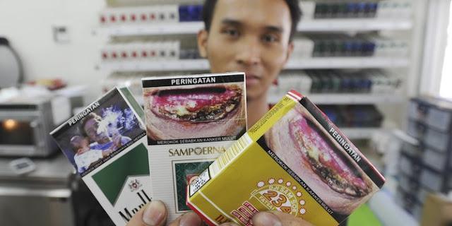 Pemerintah Jokowi-JK Didesak Naikkan Cukai Rokok Hingga 57 Persen