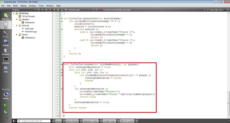 C++ Beginner: Lesson 4 - Tic Tac Toe game