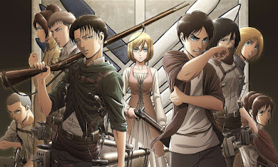 Download Ost Anime Shingeki no Kyojin Season 3 Opening and Ending theme.