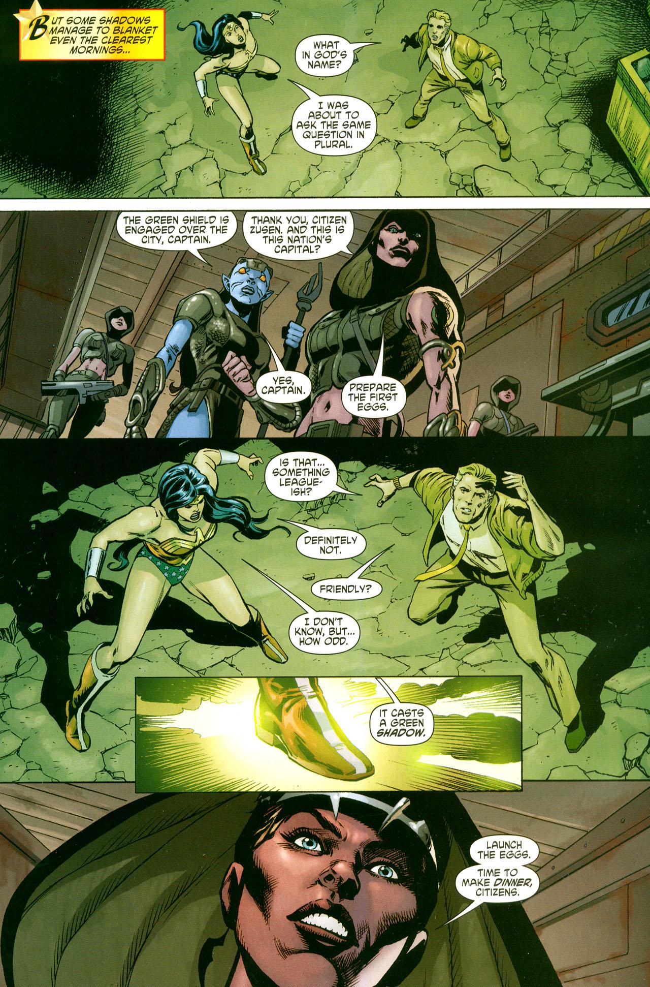 Read online Wonder Woman (2006) comic -  Issue #42 - 11