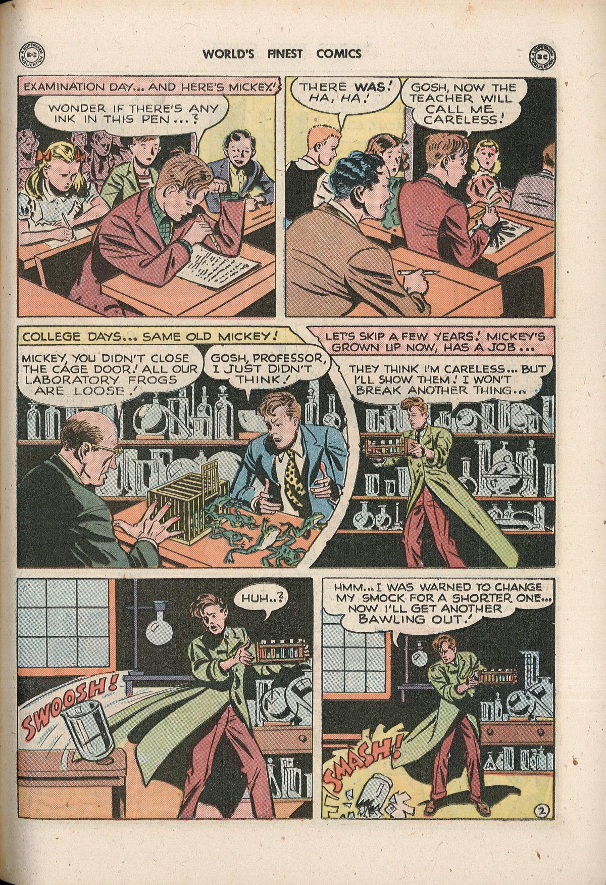 Read online World's Finest Comics comic -  Issue #33 - 29