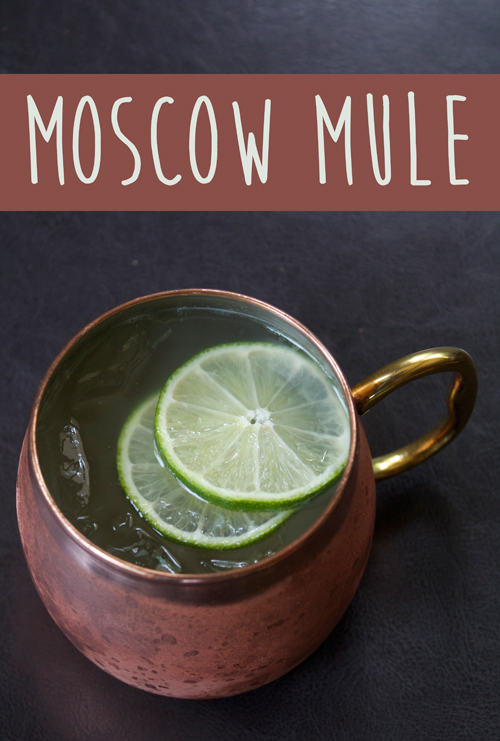 Moscow Mule || A Less Processed Life