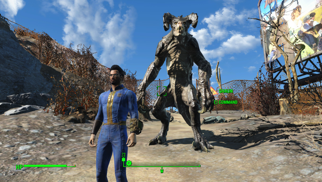 The best Fallout 4 mods - Zoney Centre
