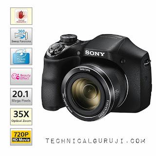 Sony Cyber-shot DSC-H300/BC E32