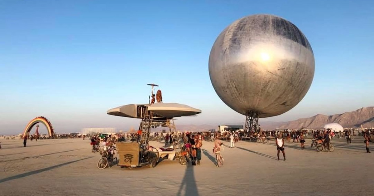 Burning Man Bans Billionaire Camp, Denounces Plug-And-Play Culture