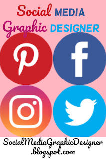 Social media graphic designer