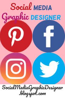 Social media graphic designer