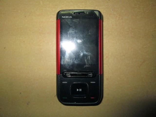 Nokia jadul 5610 XpressMusic
