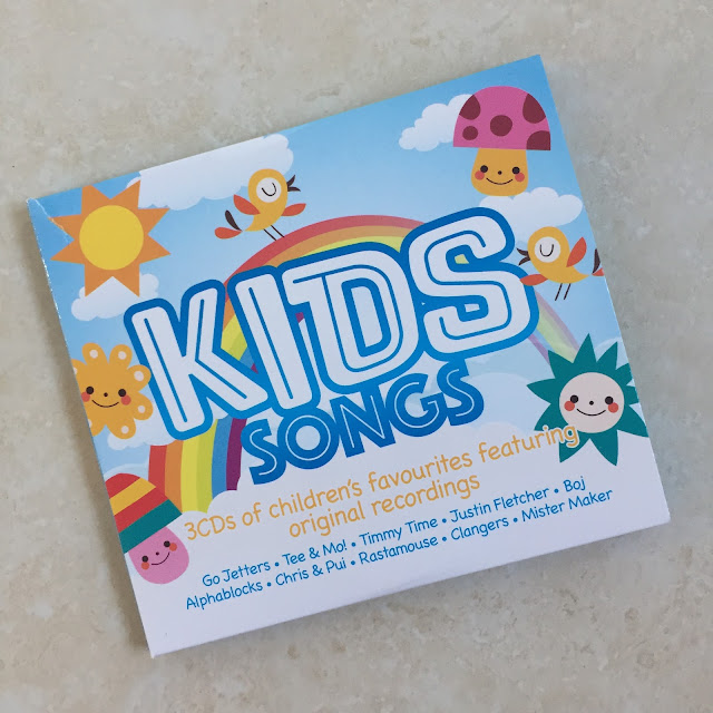 Kids Songs CD