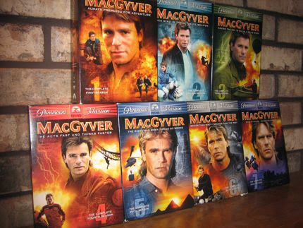 MacGyver Script Analysis: The Enemy Within