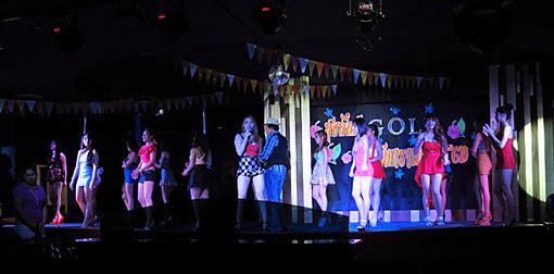 Sexy Dancing with Phuket Nightclub Girls