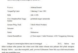 Contoh Surat Perjanjian Diatas Materai 6000 Isplbwiki Blog