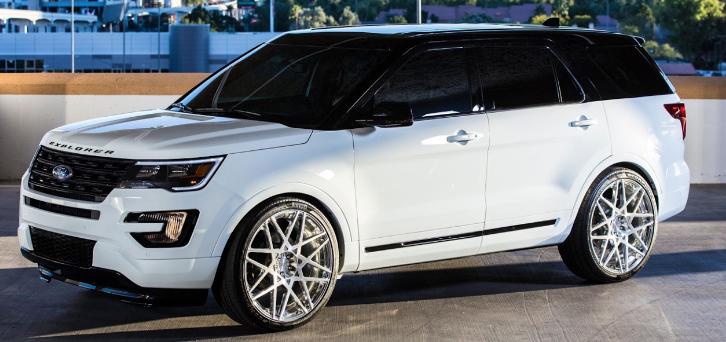 2019 ford explorer redesign honda car prices list. Black Bedroom Furniture Sets. Home Design Ideas