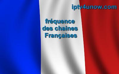 fréquence des chaines Françaises Astra 19°E