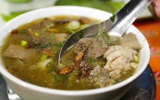 Resep dan cara membuat coto makassar dan sambal tauco
