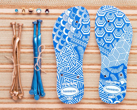 MAKE YOUR OWN HAVAIANAS 2016 IS TURNING JAPANESE!