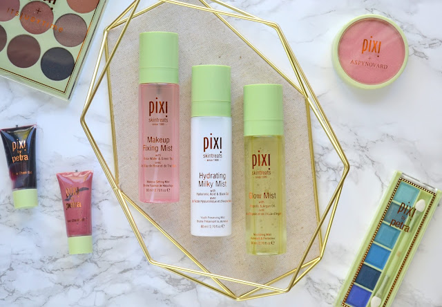 Pixi Beauty Mist Review