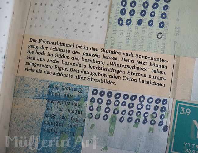 Skizzenbuch ©muellerinart