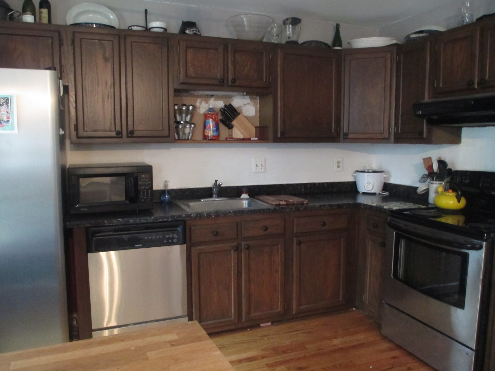 Sanding And Restaining Kitchen Cabinets Denver How To Gel Stain