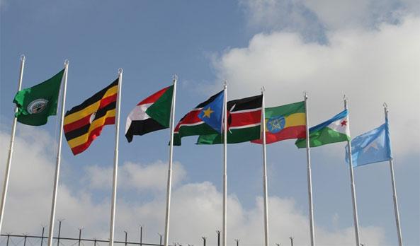 IGAD member countries