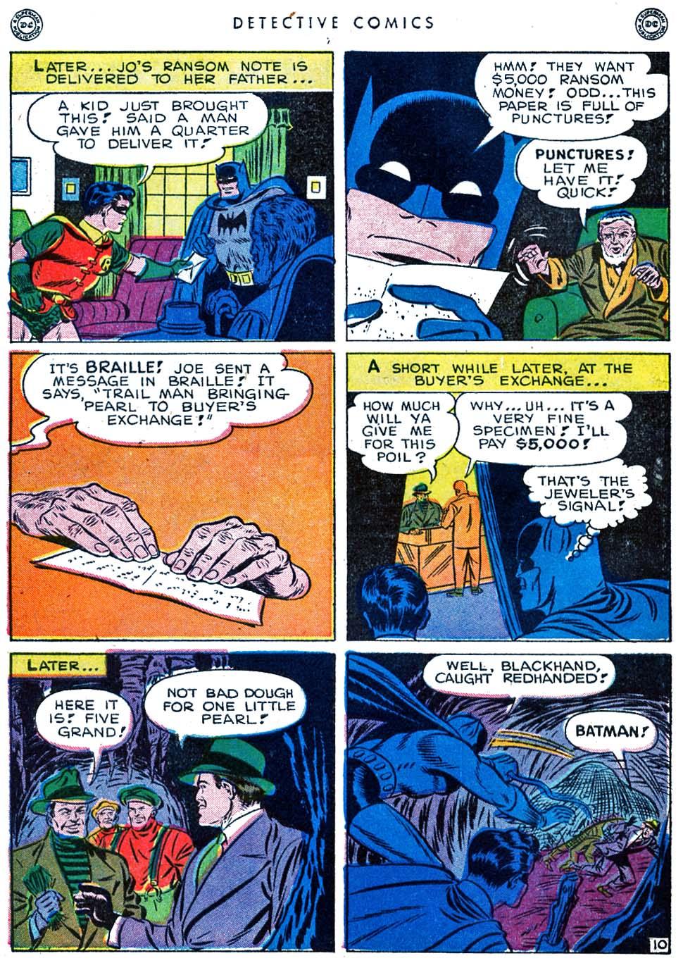 Detective Comics (1937) 113 Page 11