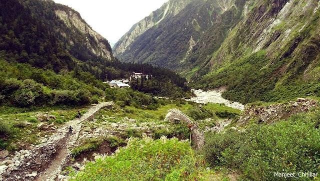 Ghangria View